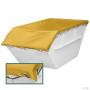 99100GE web 90x90 - Standardowa plandeka do kontenerów w kolorze czerwonym lub pomarańczowym, białym lub żółtym