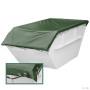 99100GN web 90x90 - Standardowa plandeka do kontenerów w kolorze zielonym lub niebieskim