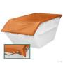 99100OR web 90x90 - Standardowa plandeka do kontenerów w kolorze czerwonym lub pomarańczowym, białym lub żółtym