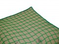 Kunstfasernetz PP 88102b 120x90 - Siatka z włókna syntetycznego ze sznurem krawędziowym, oko 45mm