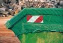 Kunstfasernetz PP 88105 126x86 - Siatka z włókna syntetycznego ze sznurem krawędziowym oko 30mm