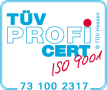 Dr. Thiel GmbH TÜV ISO 9001
